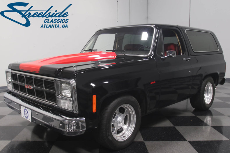 For Sale: 1980 GMC Jimmy