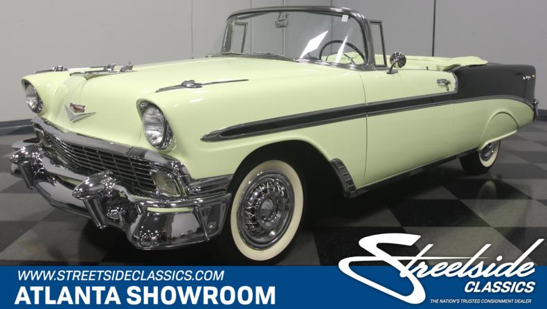 For Sale: 1956 Chevrolet Bel Air
