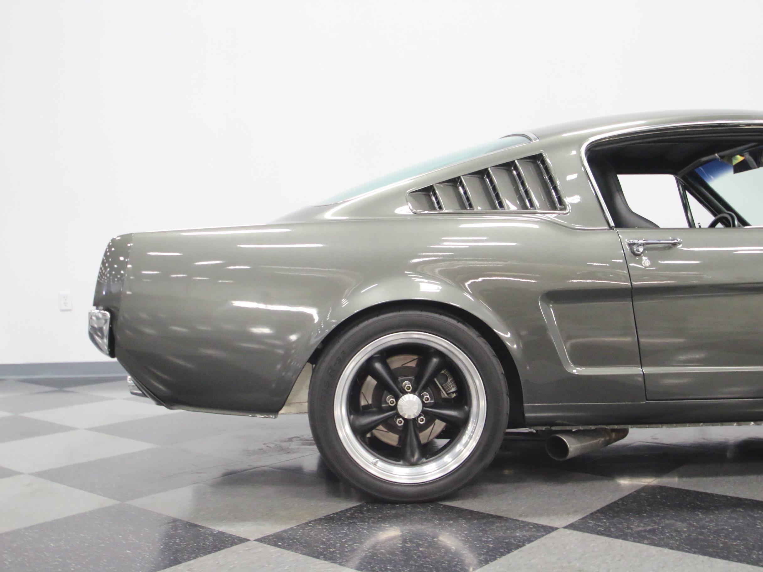 0625-NSH | 1965 Ford Mustang Pro Touring | Streetside Classics