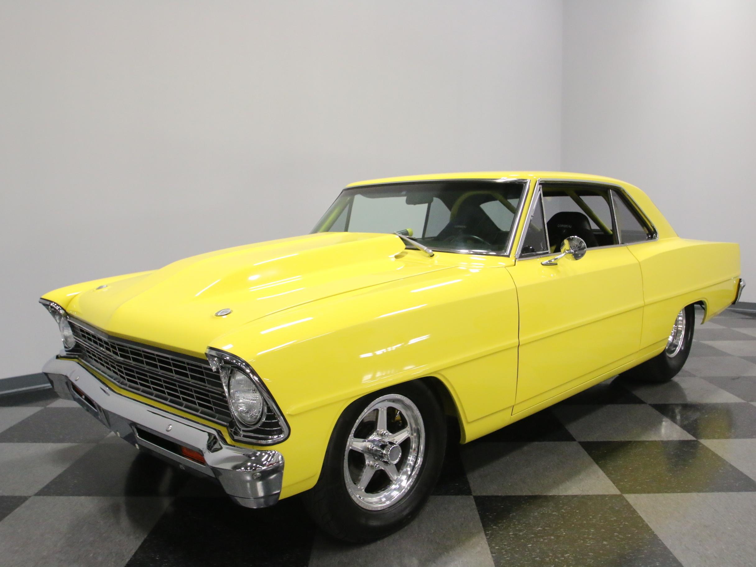 1967 Chevrolet Nova Pro Street | eBay