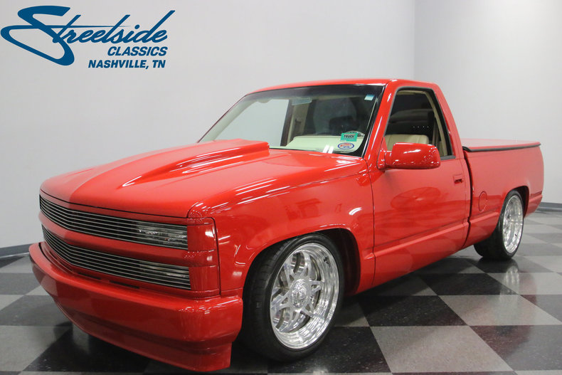 For Sale: 1992 Chevrolet Silverado