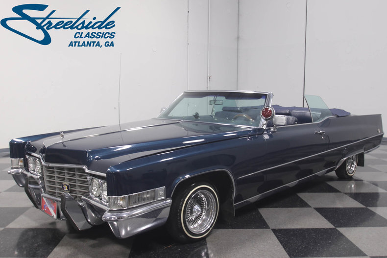 For Sale: 1969 Cadillac Coupe DeVille