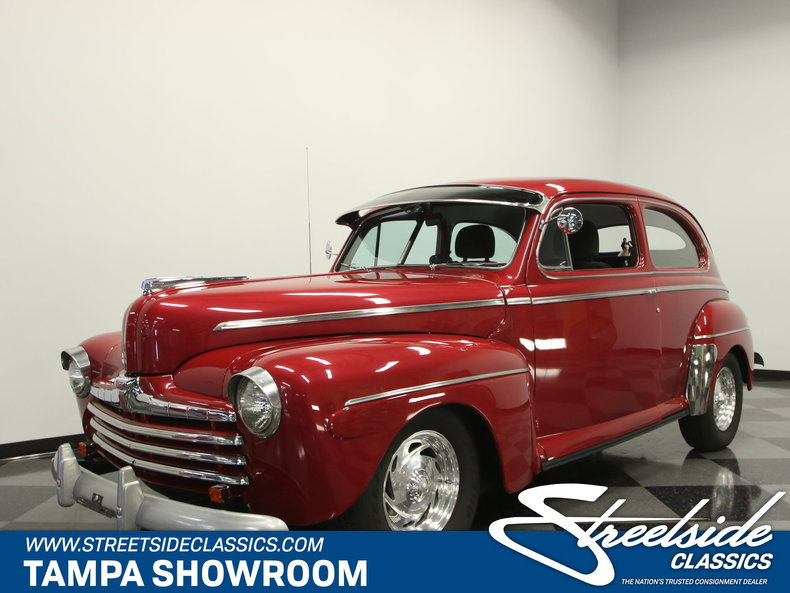 For Sale: 1946 Ford
