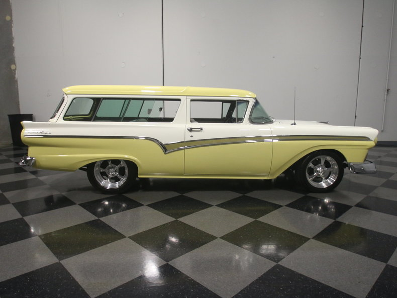 1957 ford ranch wagon streetside classics classic for 1957 ford 2 door ranch wagon