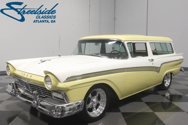 1957 Ford Ranch Wagon | Streetside Classics - The Nation's ...