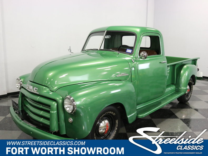 For Sale: 1949 GMC 100