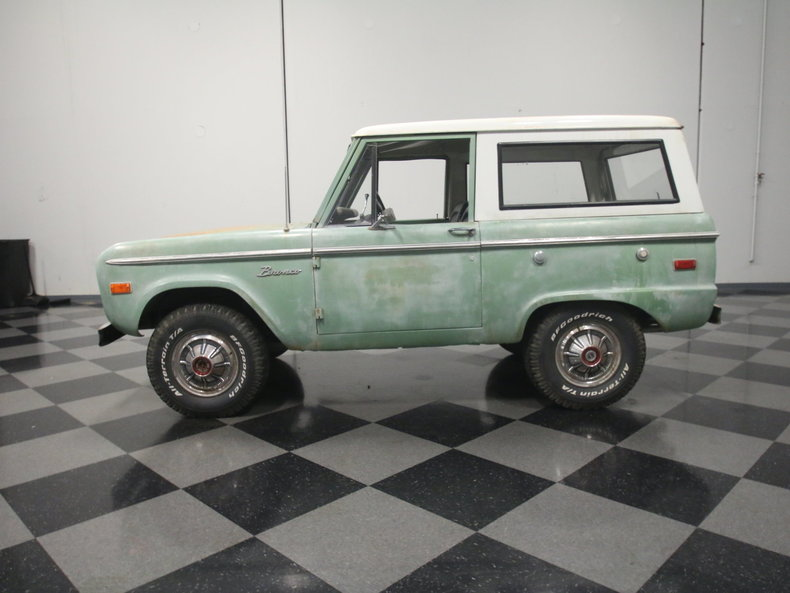 Ford Dealership Charlotte >> 1976 Ford Bronco | Streetside Classics - The Nation's ...