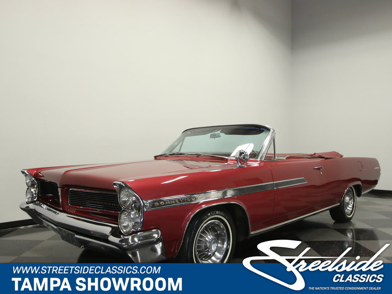 For Sale: 1963 Pontiac Bonneville