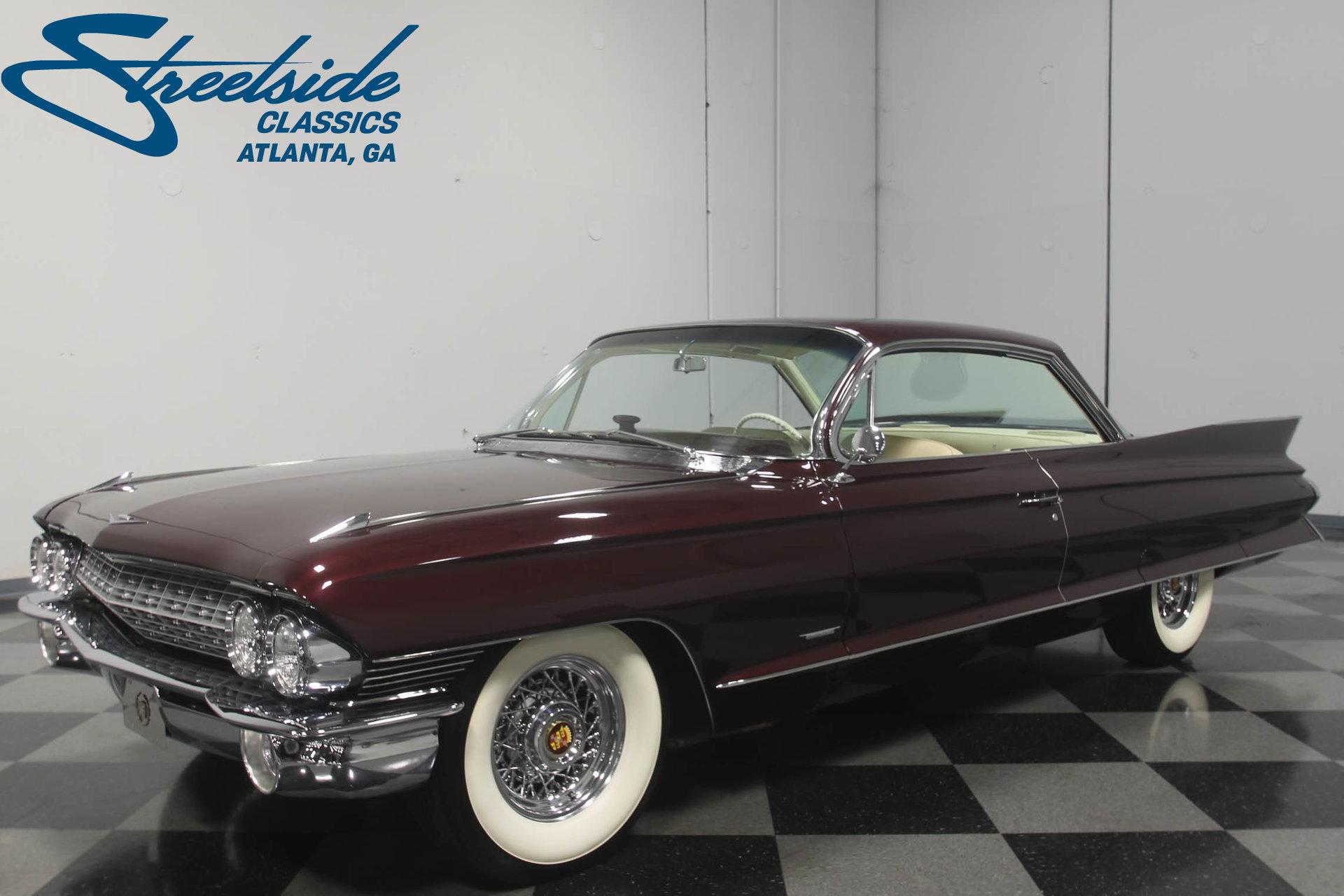 1961 Cadillac Deville Ebay