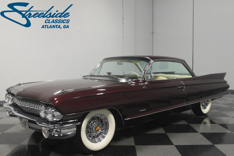 For Sale: 1961 Cadillac Coupe DeVille