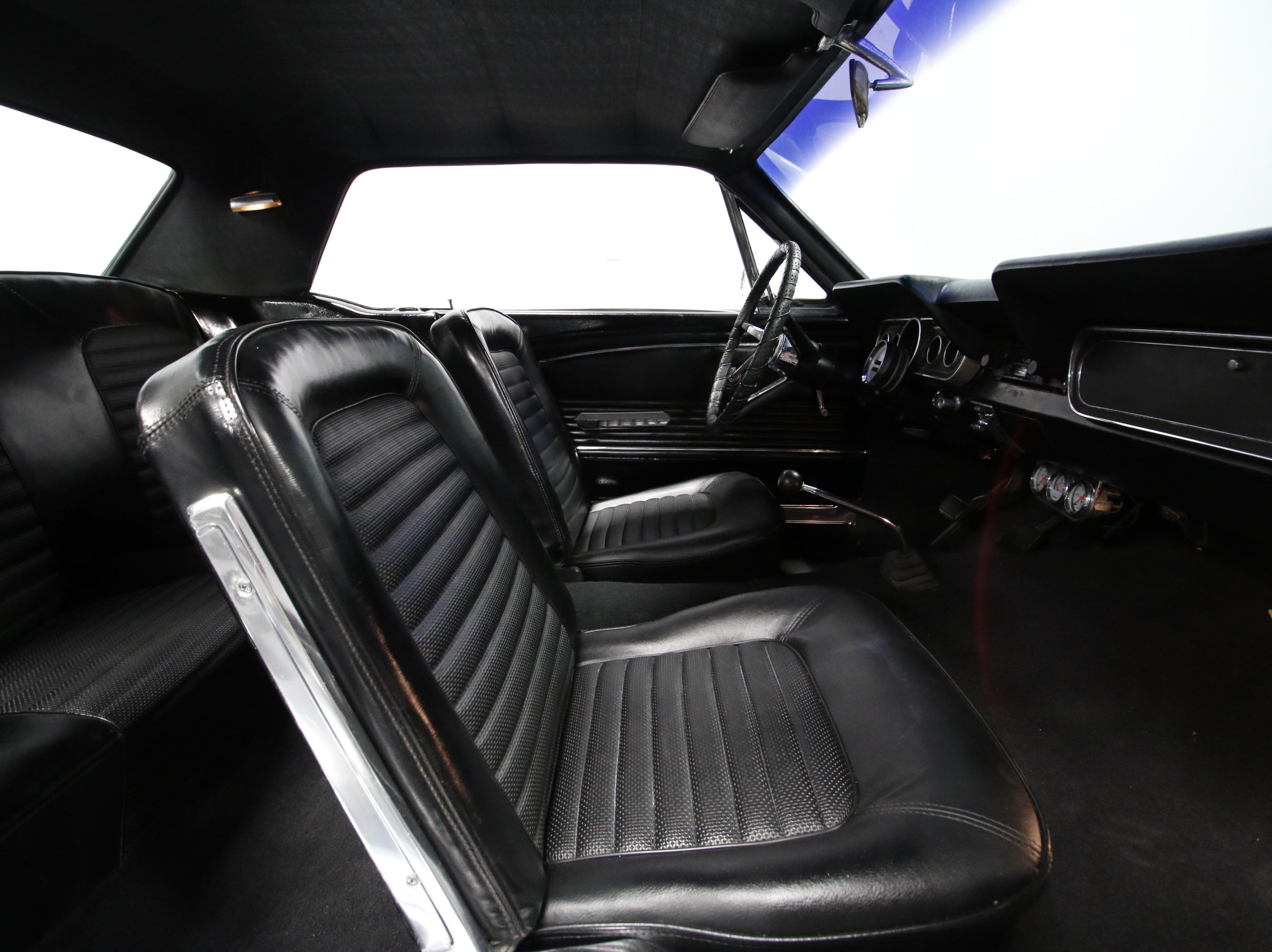 0018-PHX   1966 Ford Mustang T5   Streetside Classics
