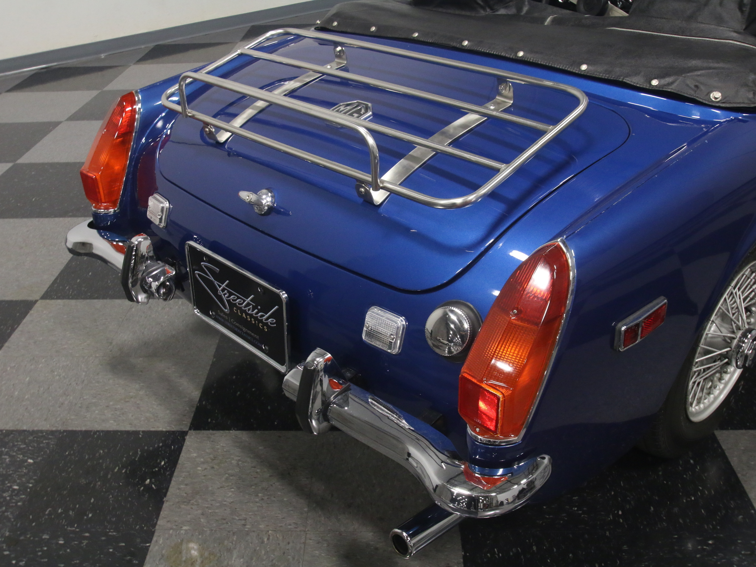 Think you'll 1973 mg midget value and