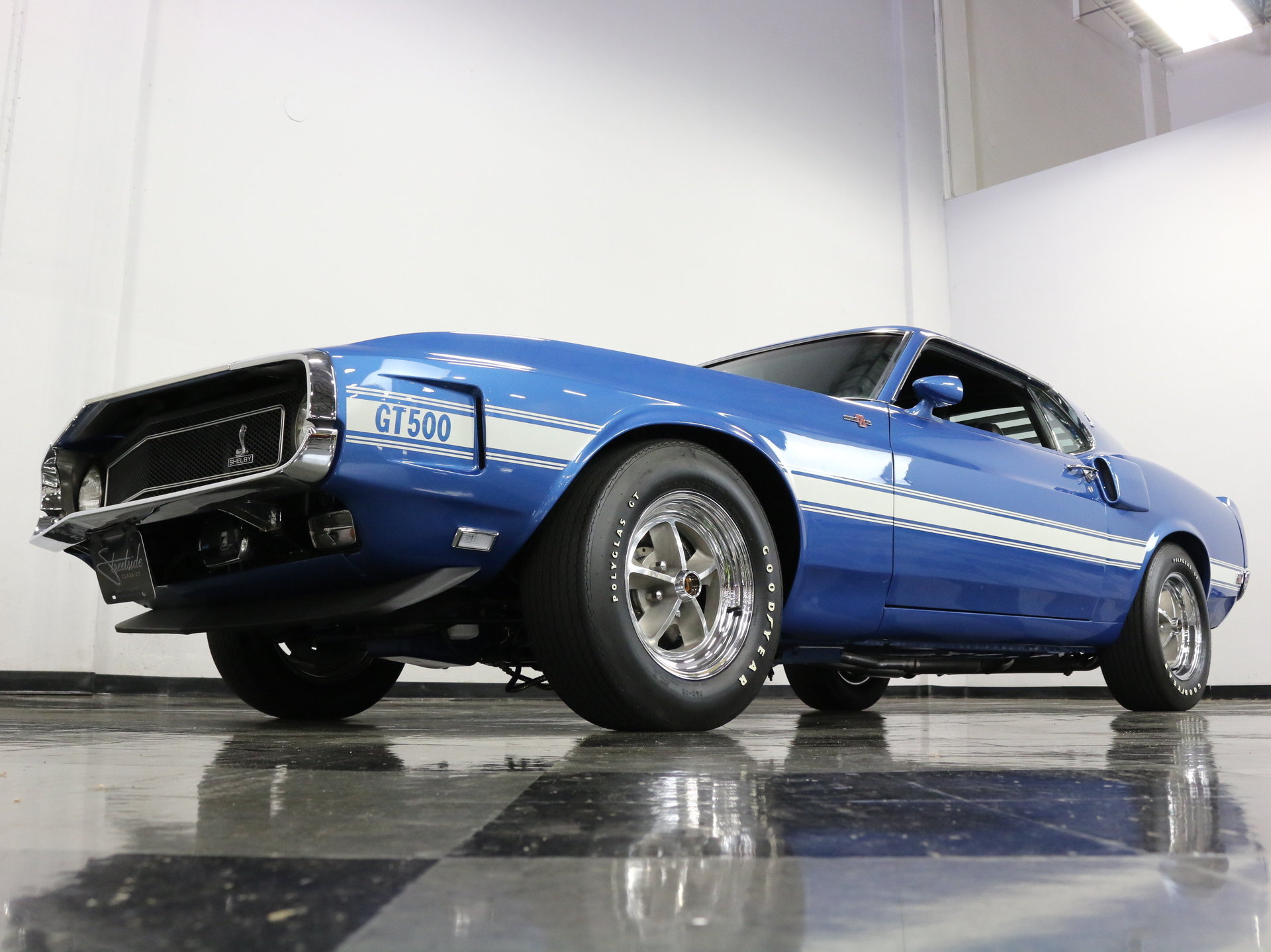 1969 Ford Mustang Shelby Gt500 For Sale 65000 Mcg