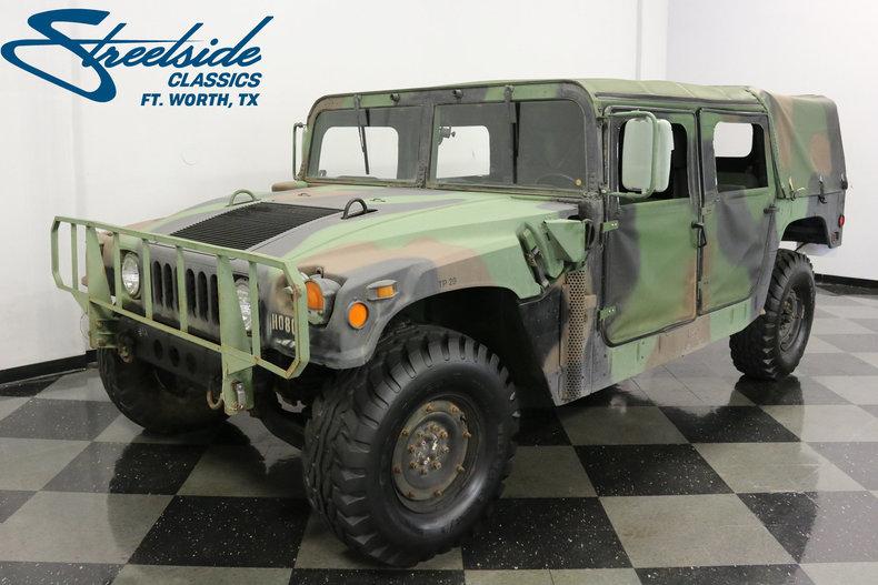 For Sale: 1989 Hummer H1