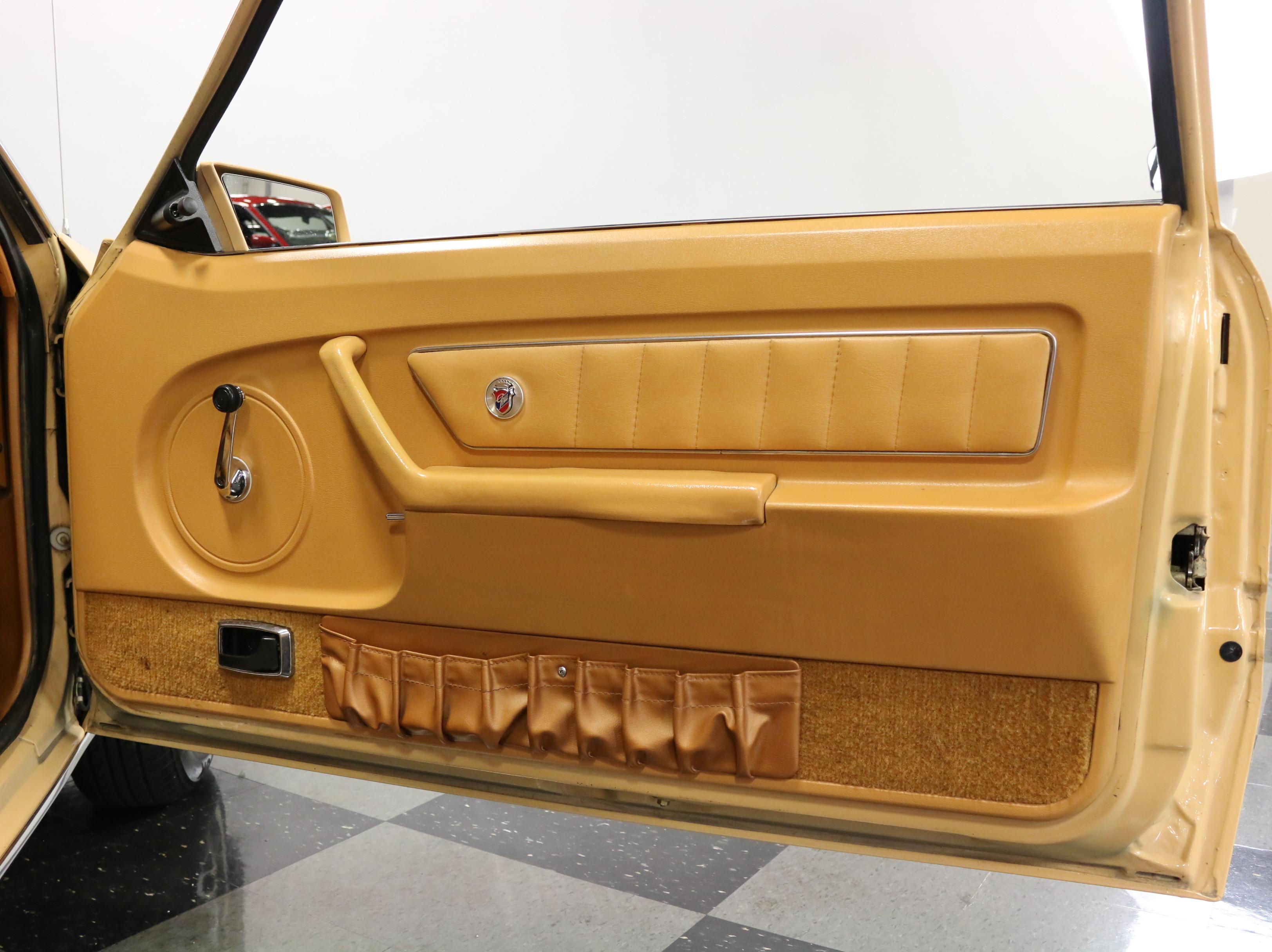 2546-DFW | 1979 Ford Mustang Turbo Ghia | Streetside Classics