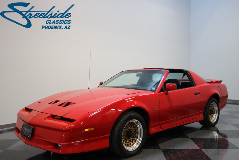 For Sale: 1987 Pontiac Firebird