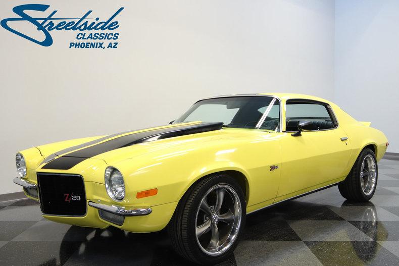 For Sale: 1970 Chevrolet Camaro
