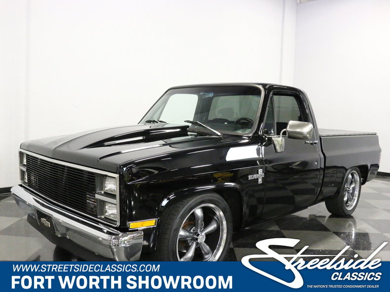 For Sale: 1983 Chevrolet C10