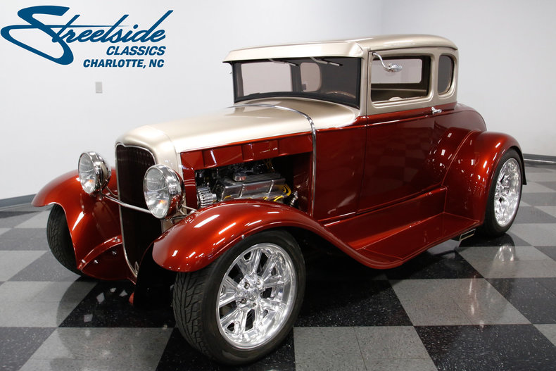 For Sale: 1931 Ford Coupe