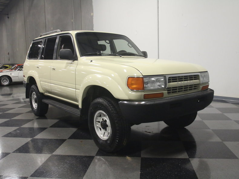 1992 toyota land cruiser fj80 for sale 65251 mcg. Black Bedroom Furniture Sets. Home Design Ideas