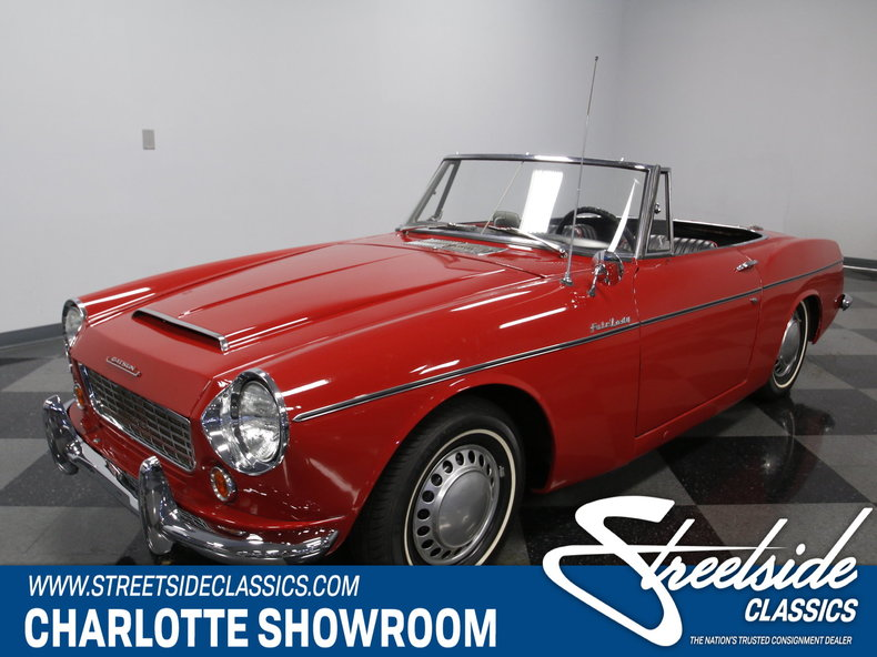 For Sale: 1964 Datsun 1500 Fairlady