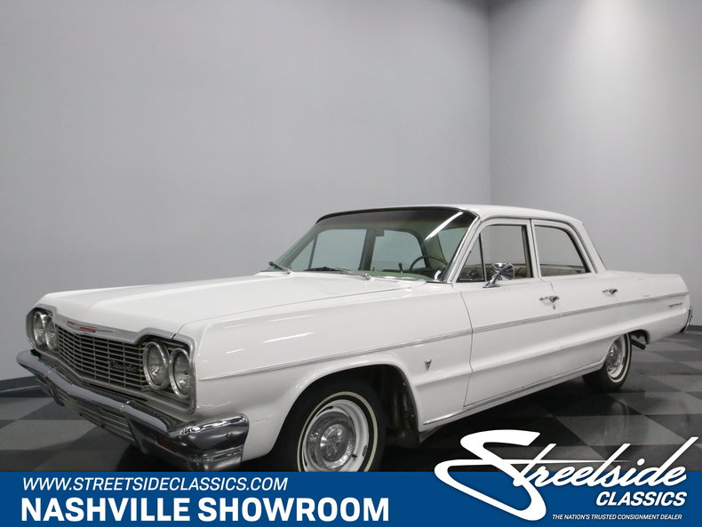 For Sale: 1964 Chevrolet Bel Air