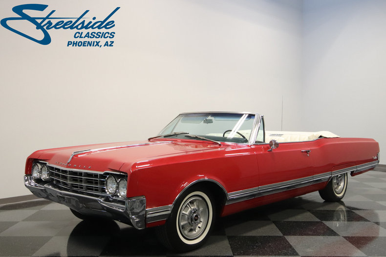 For Sale: 1965 Oldsmobile 98