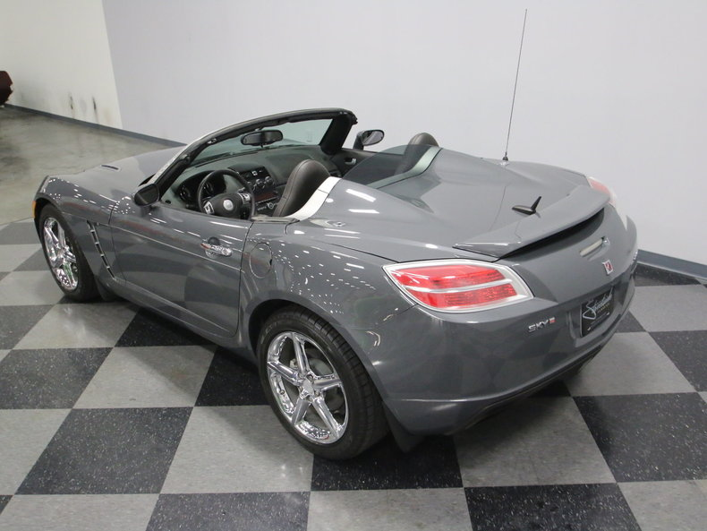 2009 saturn sky redline for sale 65518 mcg. Black Bedroom Furniture Sets. Home Design Ideas