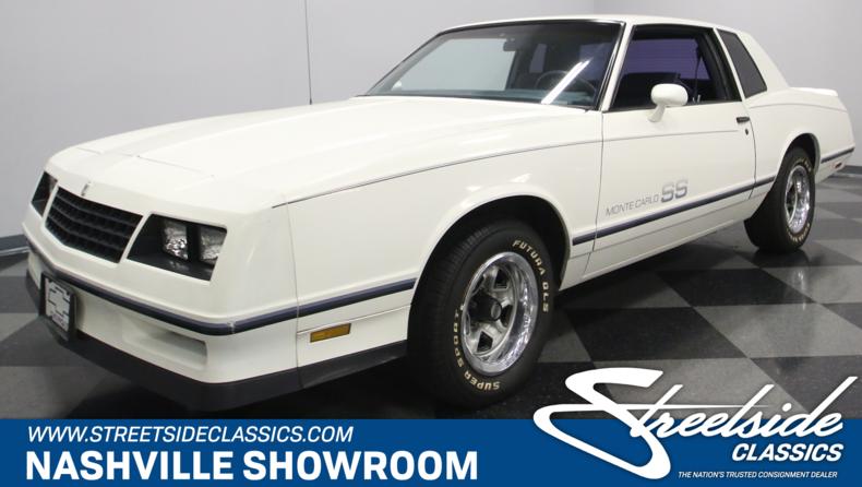For Sale: 1984 Chevrolet Monte Carlo