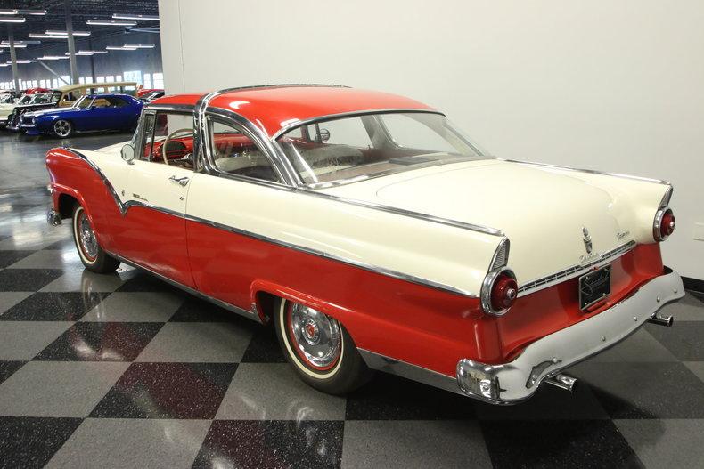 Crown Auto Sales >> 1955 Ford Fairlane | Streetside Classics - The Nation's ...