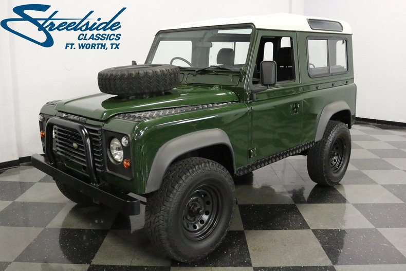 For Sale: 1984 Land Rover Defender