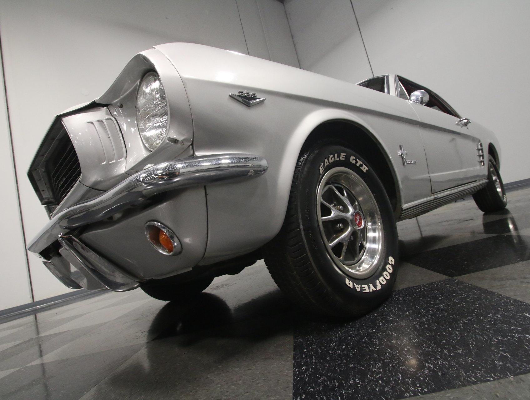 3915-ATL | 1966 Ford Mustang | Streetside Classics