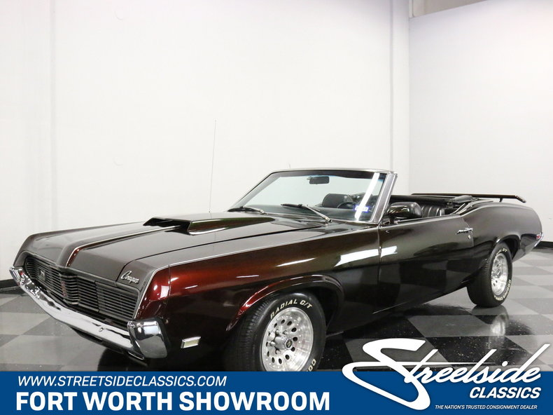 For Sale: 1969 Mercury Cougar