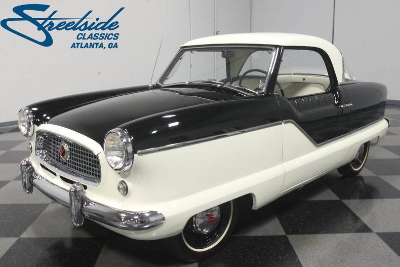 For Sale: 1957 Nash Metropolitan