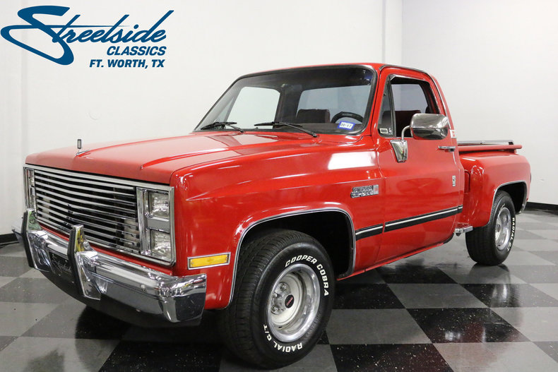 For Sale: 1987 GMC Sierra Classic 1500