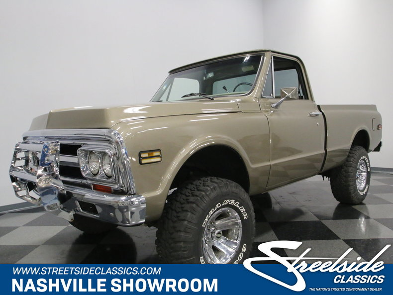 For Sale: 1972 GMC K-15