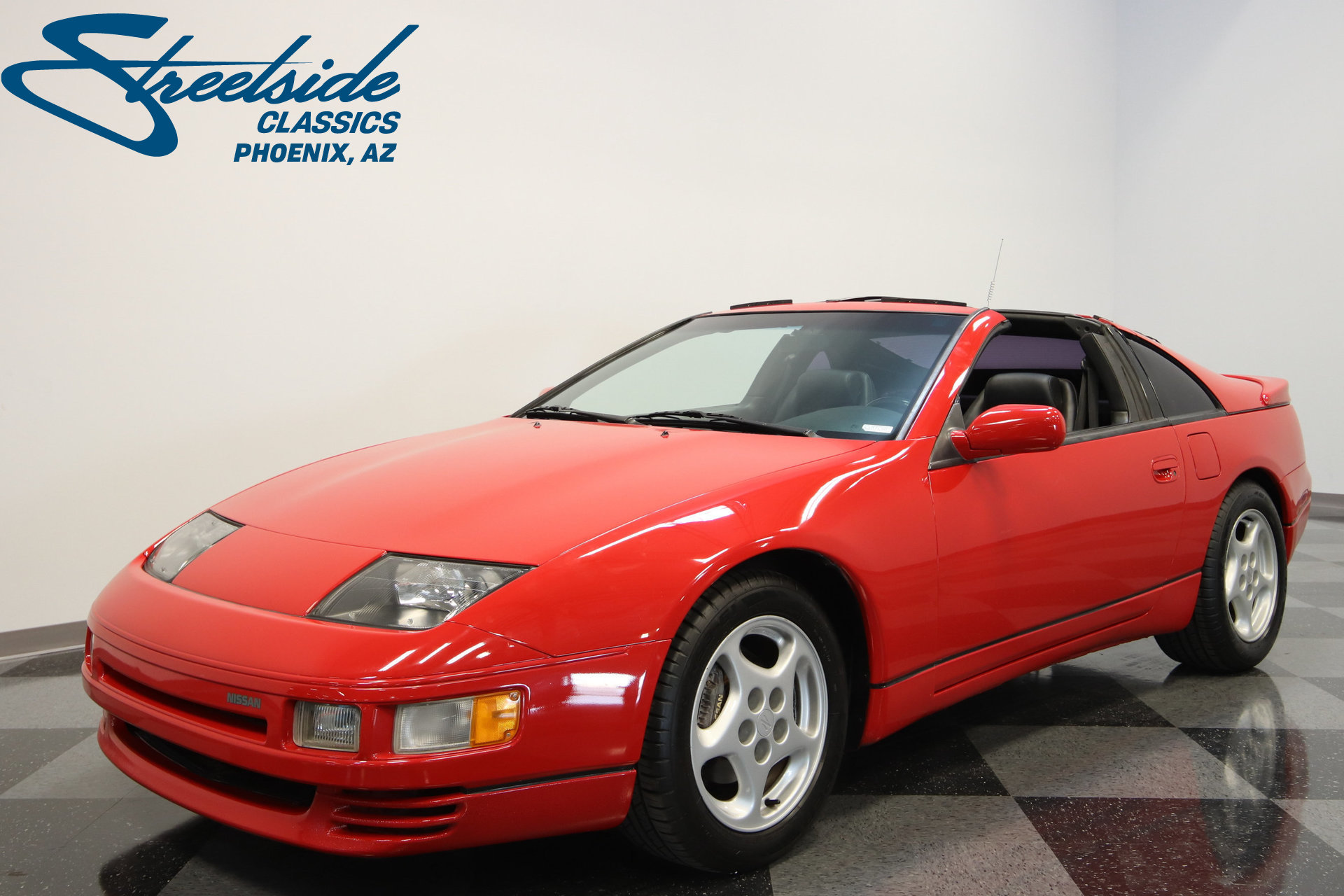 1990 nissan 300zx turbo for sale 66935 mcg. Black Bedroom Furniture Sets. Home Design Ideas