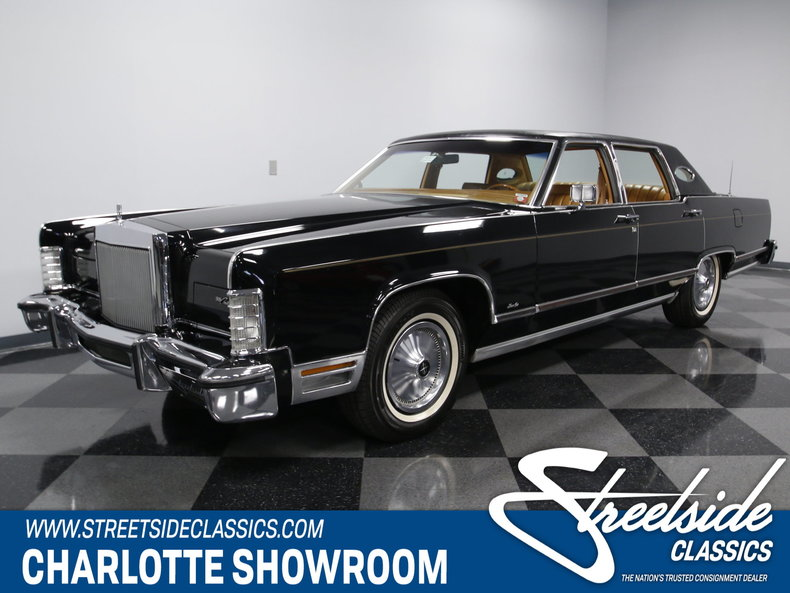 For Sale: 1978 Lincoln Continental