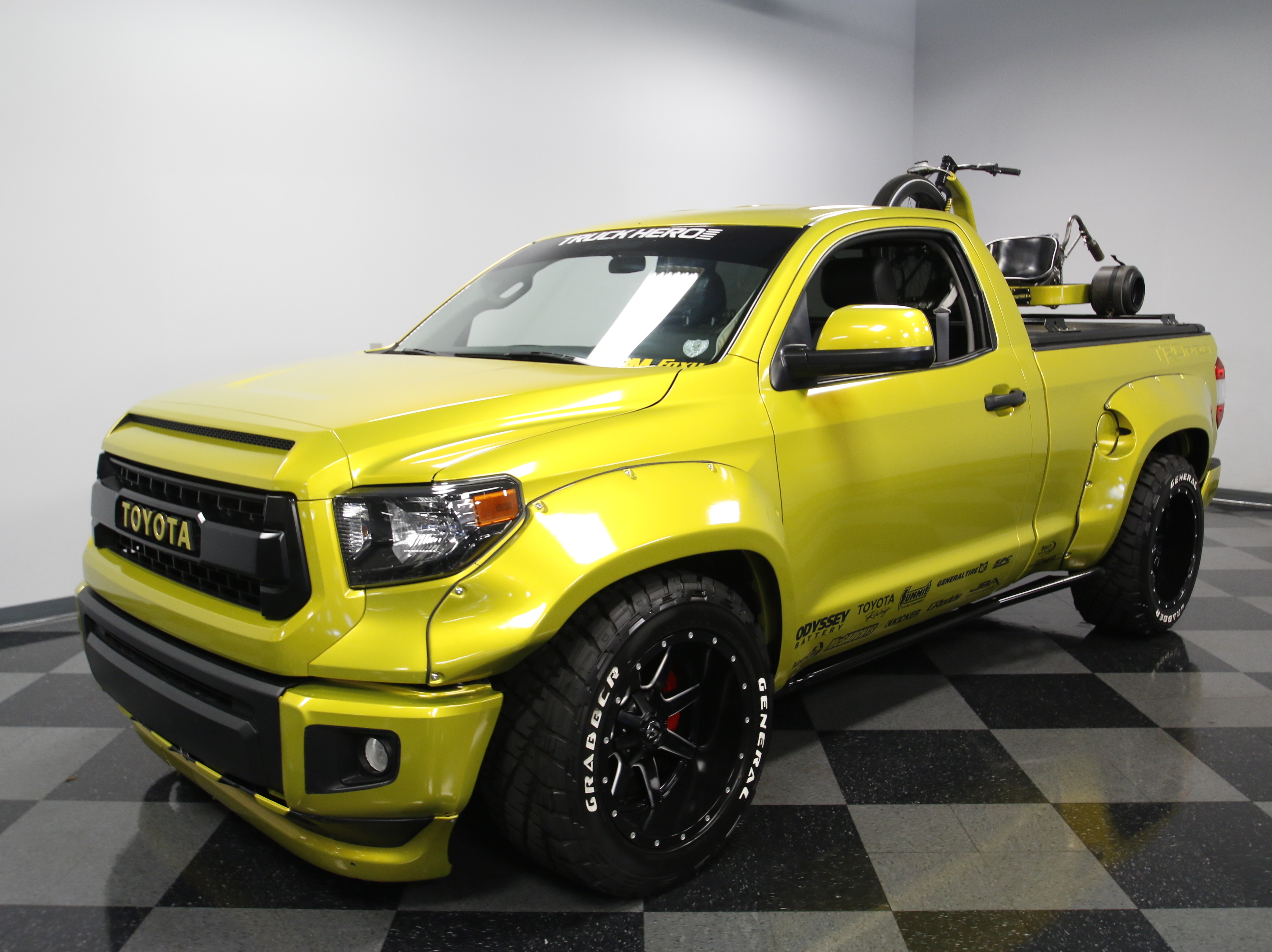 2008 Toyota Tundra TRD SUPERCHARGED for sale #66117 | MCG