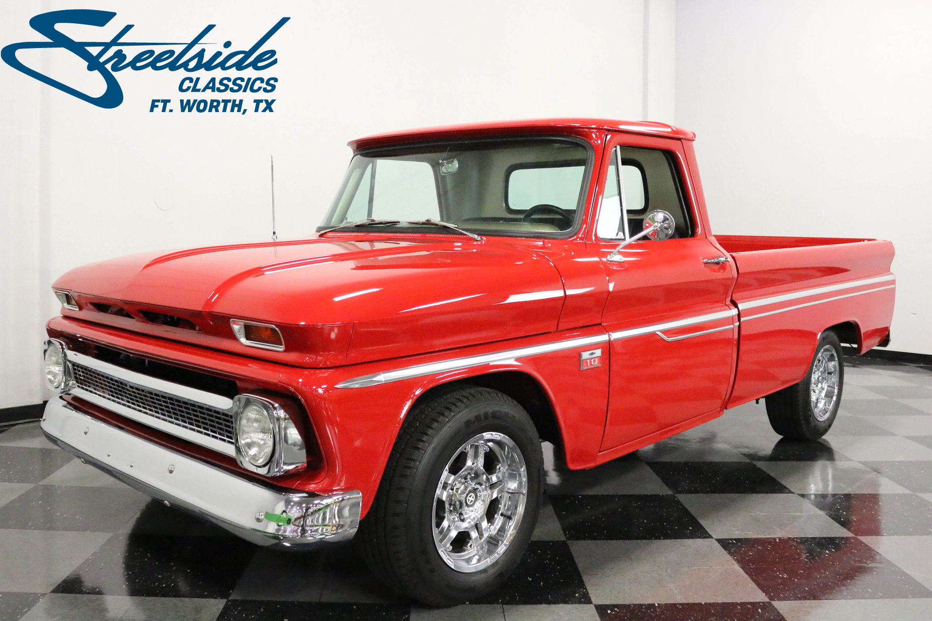 1966 Chevrolet C10 Streetside Classics The Nations Trusted Truck For Sale Spincar View Play Video