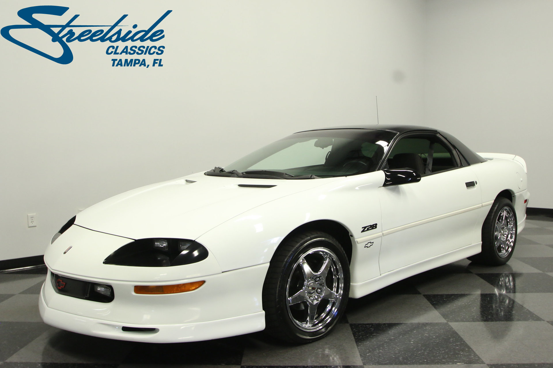 For Sale: 1993 Chevrolet Camaro. Spincar view. Play Video