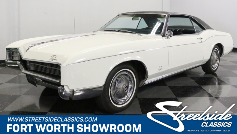 For Sale: 1967 Buick Riviera