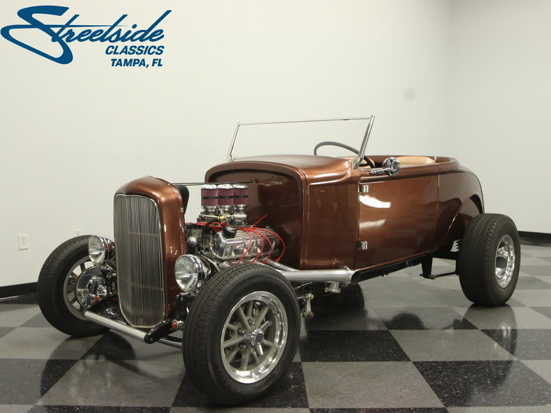 1931 Ford Highboy Roadster