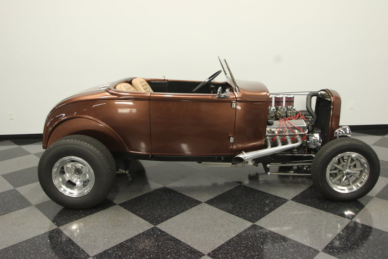 1931 Ford Highboy Roadster My Classic Garage