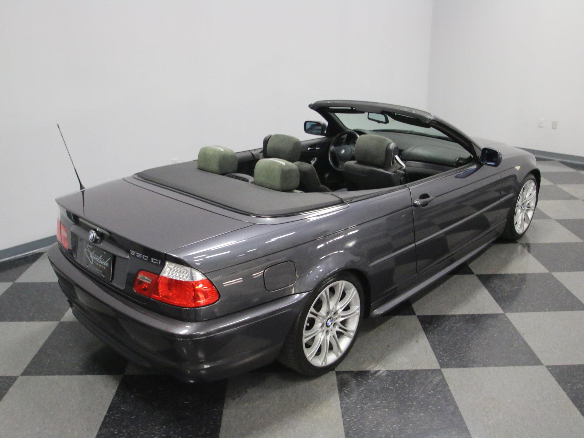 2006 Bmw 330ci Zhp For Sale 68415 Mcg
