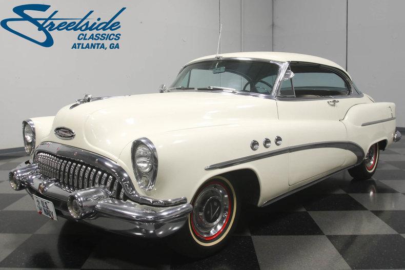 For Sale: 1953 Buick Super Riviera