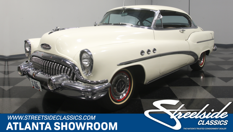 For Sale: 1953 Buick Super Riviera