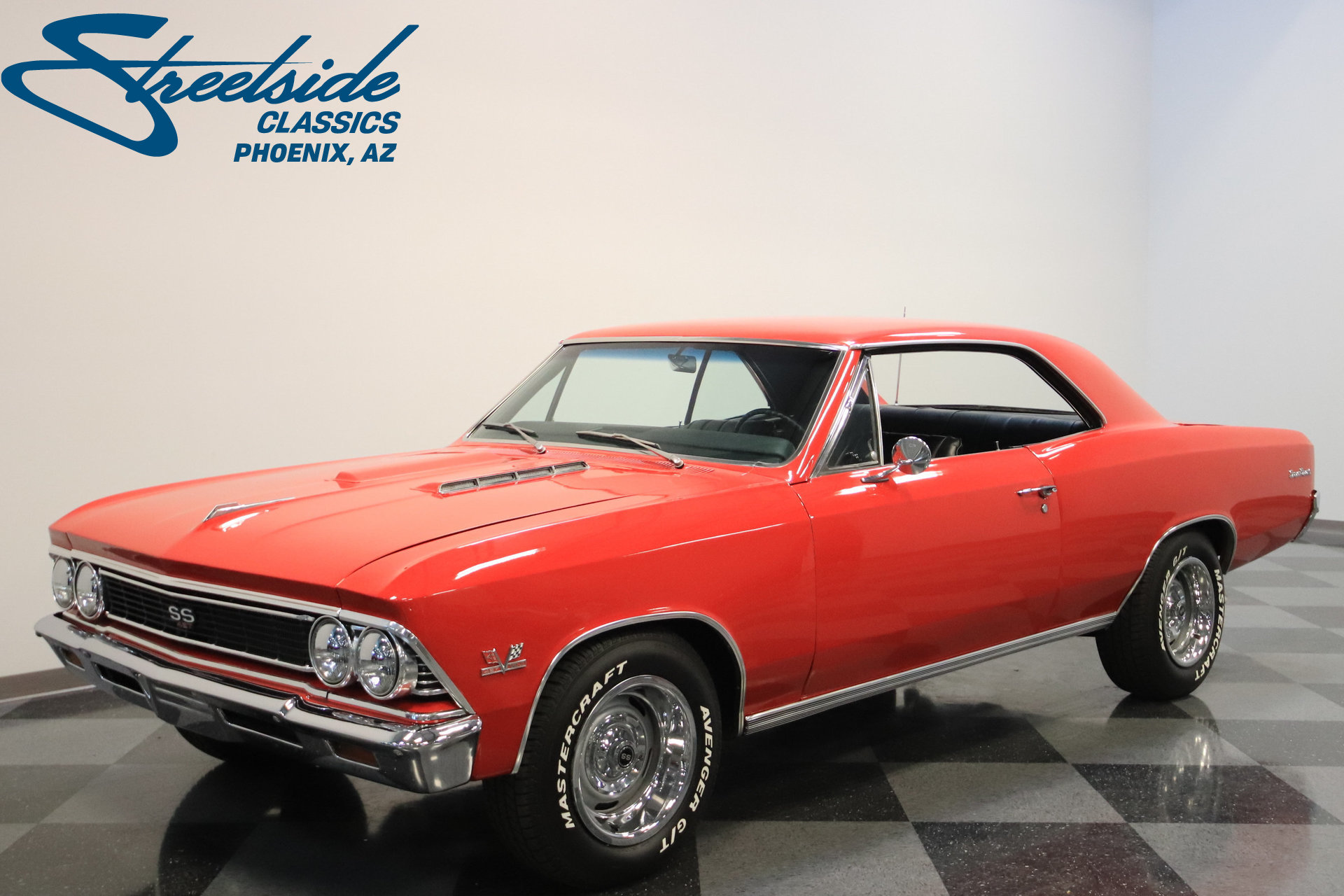 1966 Chevrolet Chevelle Streetside Classics The Nations Trusted Malibu Ss Show More Photos