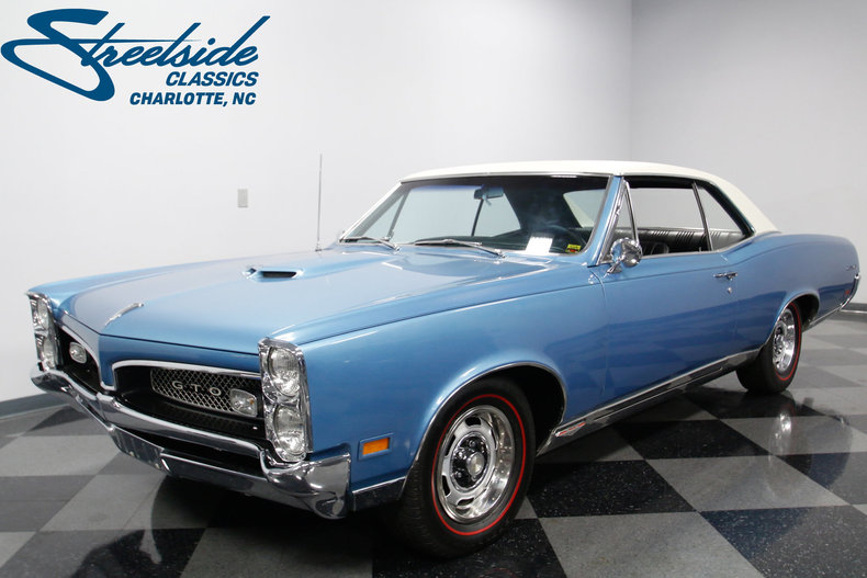 For Sale: 1967 Pontiac GTO
