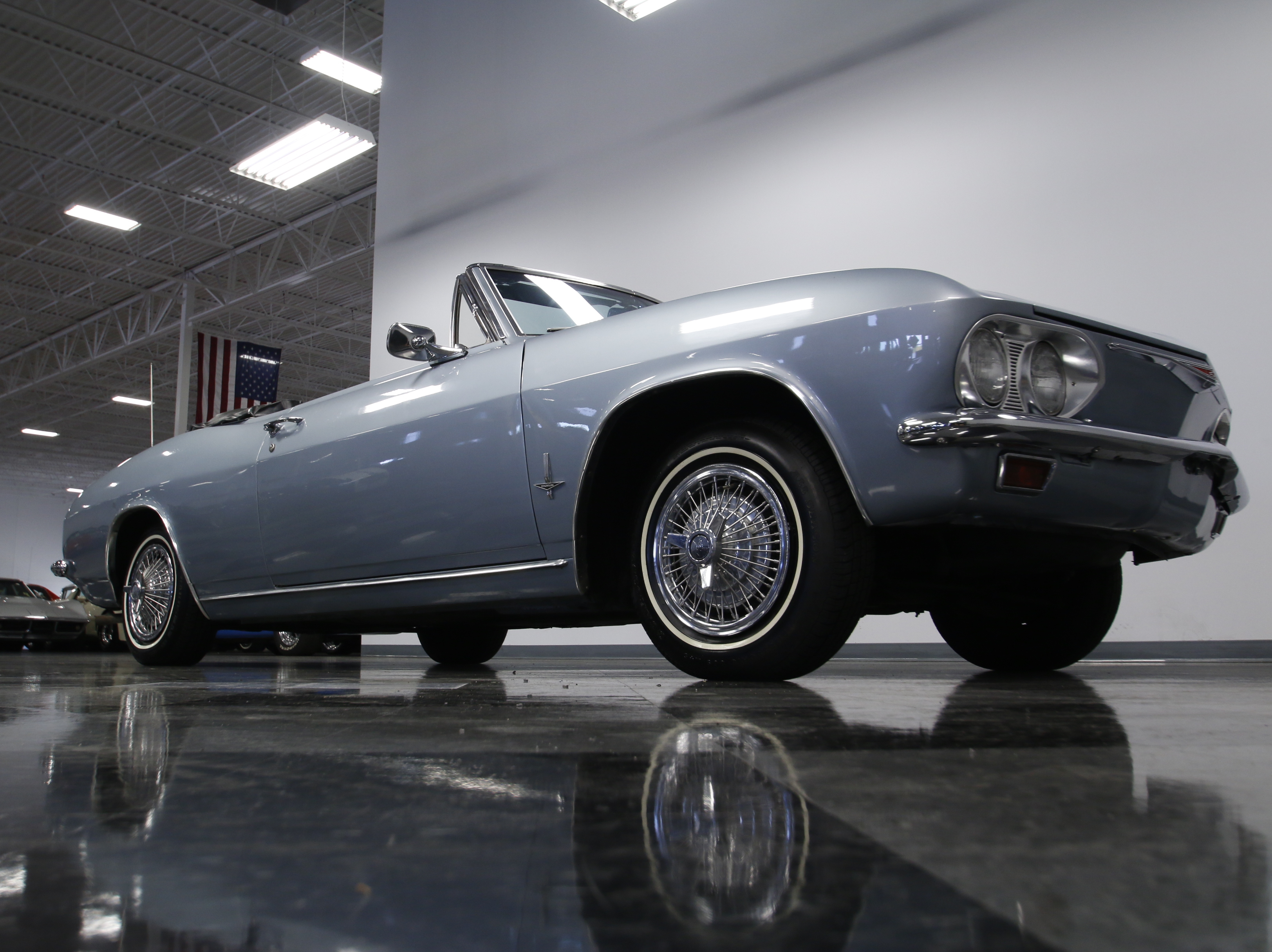 Chevrolet Corvair Monza 164 Ci Flat 6 2spd Auto Clean In out for ...